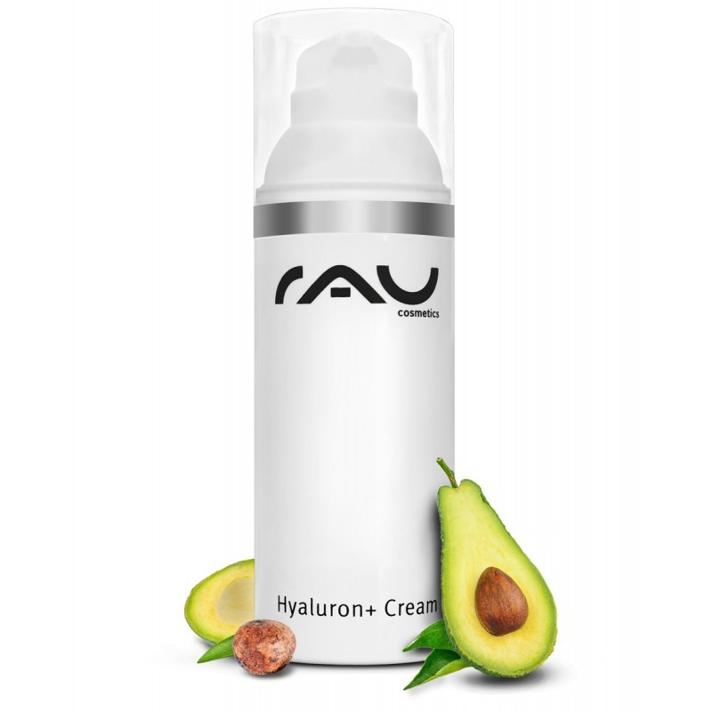 """RAU Hyaluron + Cream"" 50 ml with UV Filters"