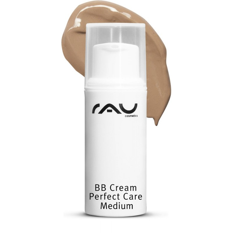 RAU BB Cream Perfect Care 5 ml - Medium Facial Care and Makeup all-in-one