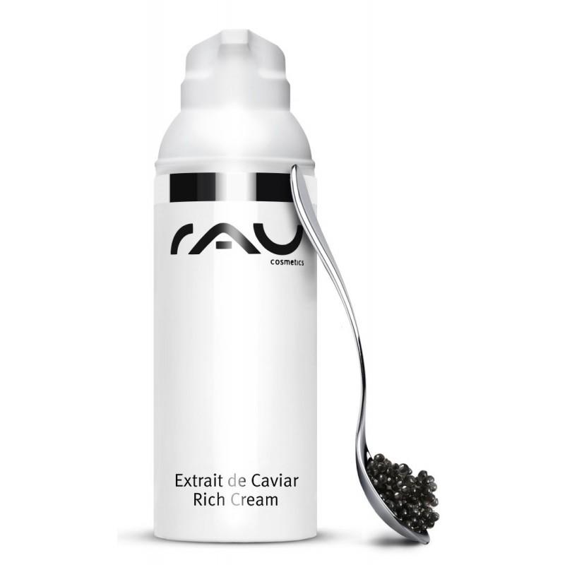 """RAU Extrait de Caviar Rich Cream"" 50 ml sejas krēms"
