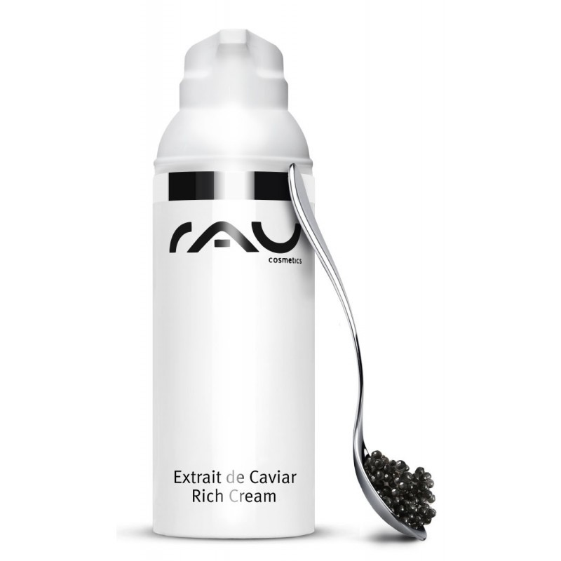 """RAU Extrait de Caviar Rich Cream"" 50 ml"