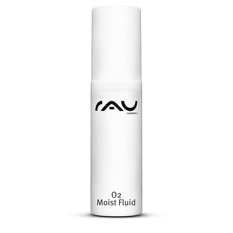 """RAU O2 Moist Fluid"" 5 ml with Hyaluronic Acid"
