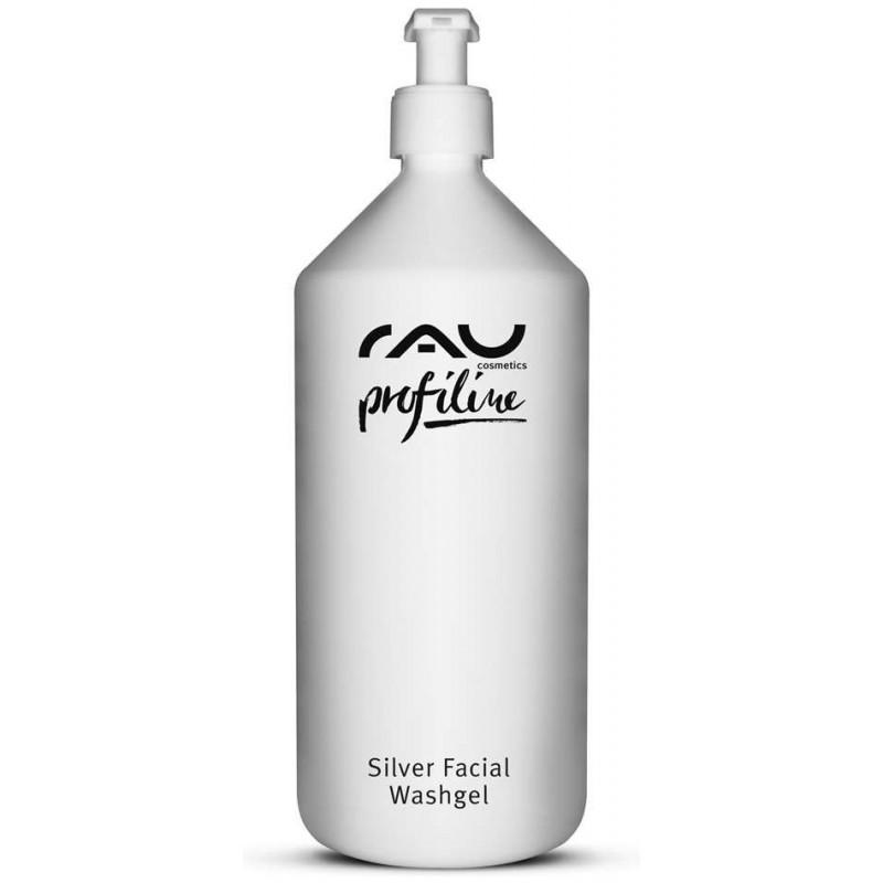 """""""RAU Silver Facial Washgel 1 Litrs PROFILINE"""" attīroša mazgāšanas želeja sejas ādai"""