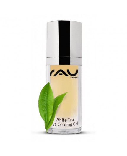 """RAU White Tea Eye Gel"" 15 ml acu želeja"