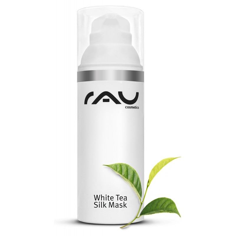 """RAU White Tea Silk Mask"" 50 ml"