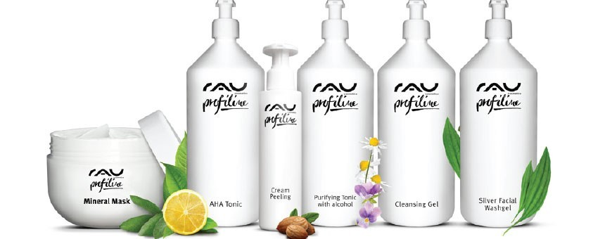 Profiline, Professional cosmetics, Cosmetics for salons, cosmetics