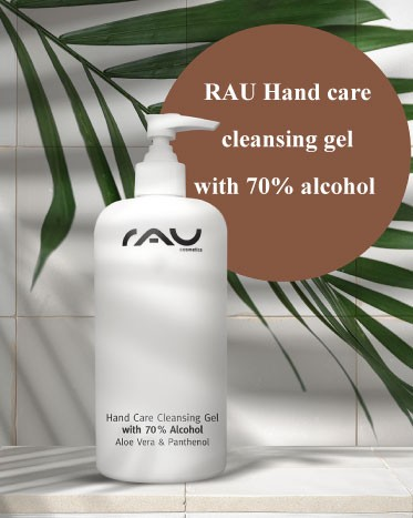 RAU HAND CARE CLEANSING GEL
